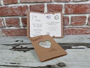 Invitatie nunta cod 115485