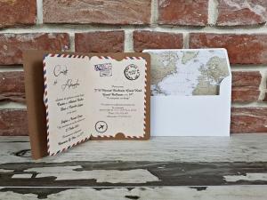 Invitatie nunta cod 115487