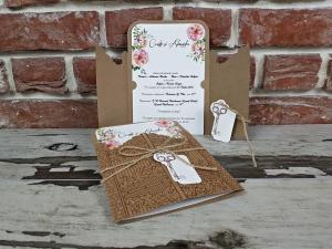 Invitatie nunta cod 55914