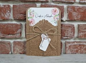Invitatie nunta cod 55912