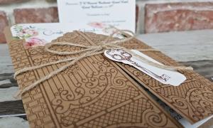 Invitatie nunta cod 55918