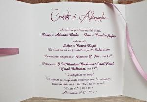 Invitatie nunta cod 55947