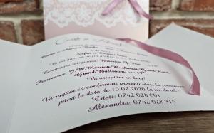 Invitatie nunta cod 55946