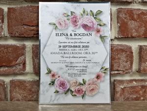 Invitatie nunta cod 55953