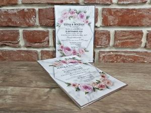 Invitatie nunta cod 55951