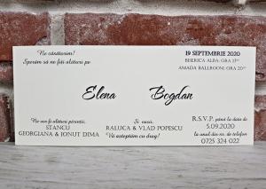 Invitatie nunta cod 56003