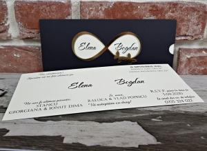 Invitatie nunta cod 56002