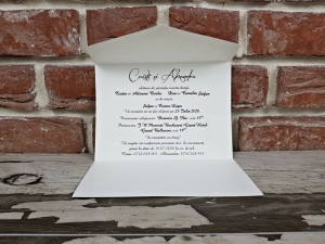 Invitatie nunta cod 56015
