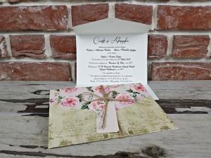 Invitatie nunta cod 56012