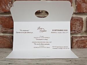 Invitatie nunta cod 56305