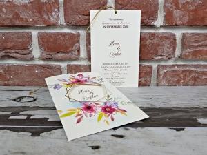 Invitatie nunta cod 56044