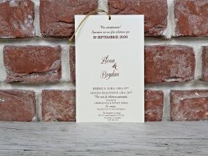 Invitatie nunta cod 56043