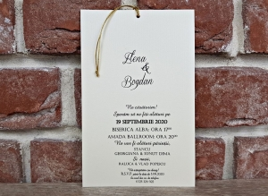 Invitatie nunta cod 55983