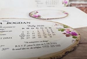 Invitatie nunta cod 56074