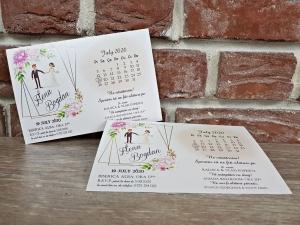 Invitatie nunta cod 56363