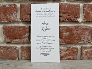 Invitatie nunta cod 56133
