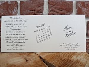 Invitatie nunta cod 56163
