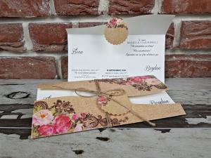 Invitatie nunta cod 56226