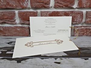 Invitatie nunta cod 56254