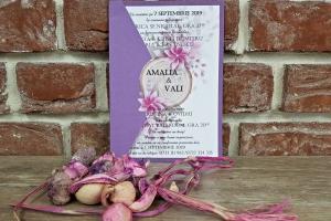 Invitatie nunta cod 55990