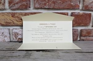 Invitatie nunta cod 56352