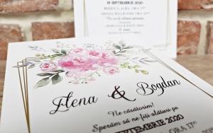 Invitatie nunta cod 56372