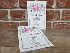 Invitatie nunta cod 56371