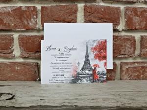 Invitatie nunta cod 56435
