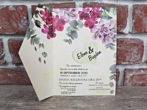 Invitatie nunta cod 56025