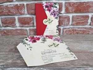 Invitatie nunta cod 56026