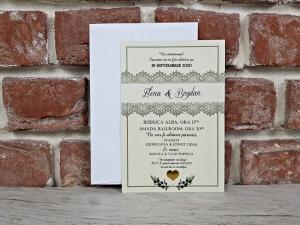 Invitatie nunta cod 56102
