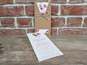 Invitatie nunta cod 56505