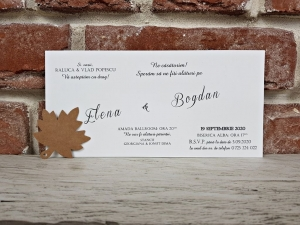 Invitatie nunta cod 56556