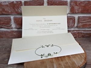 Invitatie nunta cod 56581