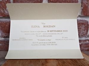 Invitatie nunta cod 56582