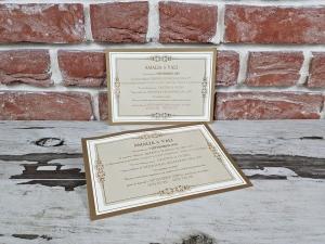 Invitatie nunta cod 56661