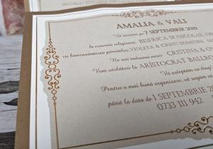 Invitatie nunta cod 56665