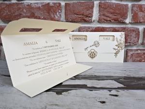 Invitatie nunta cod 56684