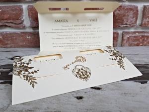 Invitatie nunta cod 56682