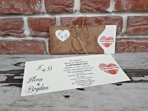 Invitatie nunta cod 56692
