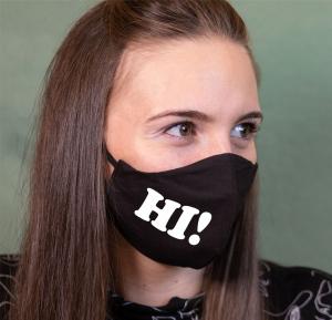 Masca Personalizata - Hi, Bye0