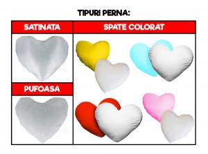 Perna inima personalizata cu poza [2]