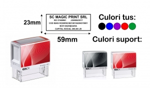 Stampila Printer P40 [0]