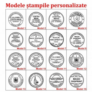 Stampila Stamp Mouse R301