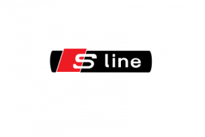 Sticker Auto - Audi S Line0