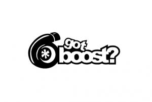 Sticker Auto - Got Boost0