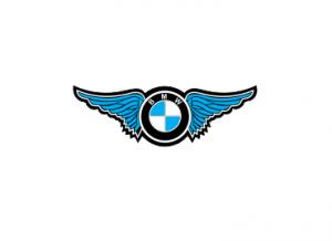 Sticker Auto - BMW Wings0