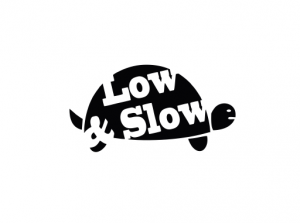 Sticker Auto - Low and Slow1