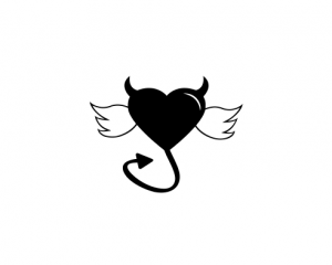 Sticker Auto - Evil Wings [0]