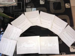 Sticker auto - Corsa B Comunity [1]